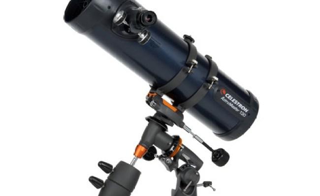 Celestron Astromaster 130eq 130mm F 5 Reflector Telescope
