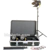 DeSisti Magis Fresnel 3-Light Kit LKF1 B&H Photo Video