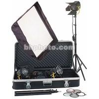 DeSisti Magis Fresnel 4-Light Softbox Kit LKF2/S B&H Photo ...