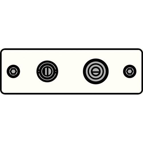 FSR IPS-AV922S-WHT IPS Audio/Video Insert (White) IPS