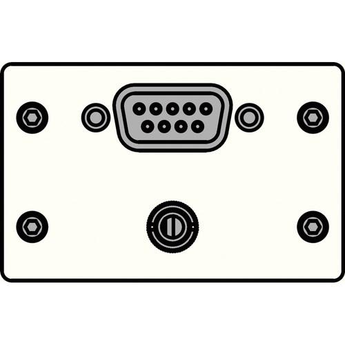 FSR IPS-AV923D-IVO IPS Audio/Video Insert (White) IPS