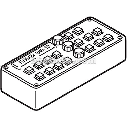 Fujinon RMD-30 Remote Control Box RMD-30 B&H Photo Video