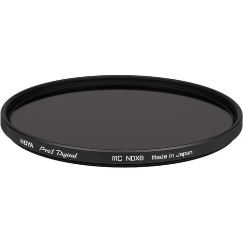 Hoya 52mm ND 0.9 Pro 1 Digital Multi-Coated Glass Filter XD52ND8