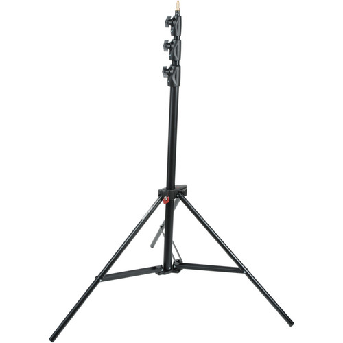 Manfrotto Alu Master Air-Cushioned Stand (Black, 12') 1004BAC