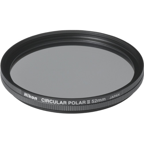 Nikon Circular Polarizer II Filter (52mm)