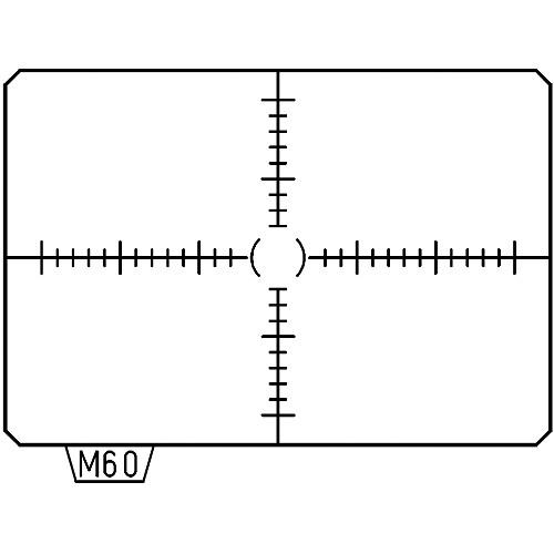 Pentax MI-60 AF Scale Matte Focusing Screen 38580 B&H