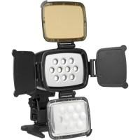 Polaroid Professional LED Light PLLED10 B&H Photo Video