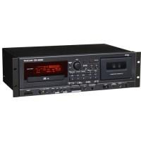 Tascam CD-A550 Rackmount CD Player/Cassette Recorder CD ...
