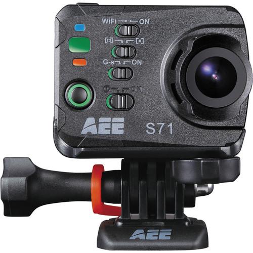 AEE S71 16MP 4K Wi-Fi Action Camera