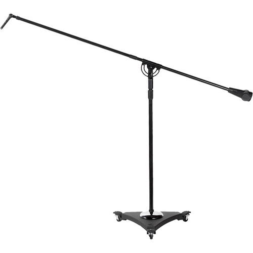 Atlas Sound Studio Boom Microphone Stand with Air SB36WE B&H