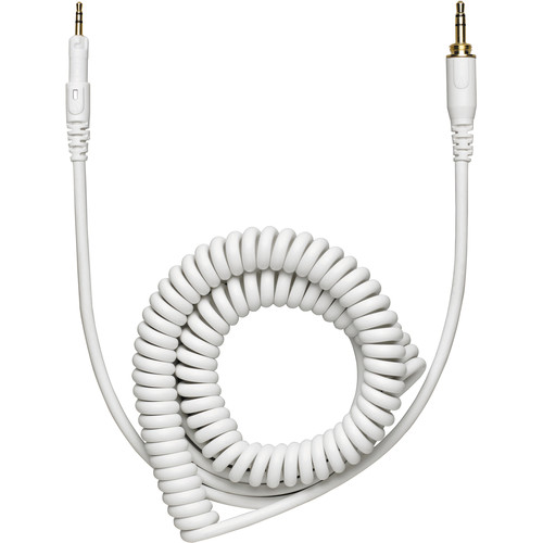 Audio-Technica HP-CC Replacement Cable for ATH-M50xWH HP-CC-WH