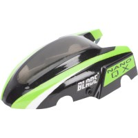 BLADE Canopy for Nano QX Quadcopter (Green) BLH7614 B&H Photo