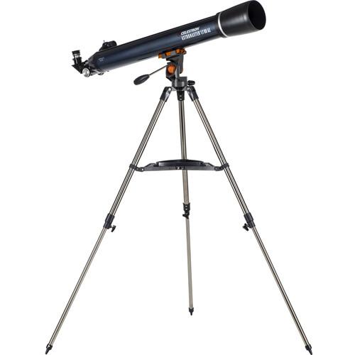 Celestron AstroMaster LT 80AZ 80mm f/11 Alt-Az Refractor 22067
