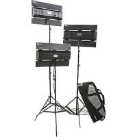 Digital Juice Aura Three-Point Lighting Kit FLOR1-KIT1 B&H ...