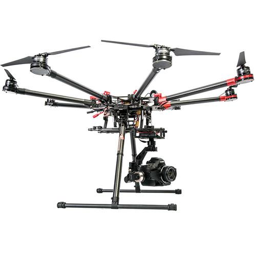 DJI Spreading Wings S1000 Premium Octocopter w/ CB.SB