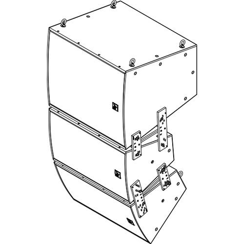 Electro-Voice VRK-2W Vertical Rigging Kit for EVF F.01U