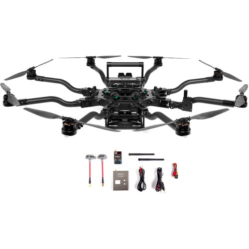 FREEFLY Alta 8 Drone with FPV Installed 950-00054 User