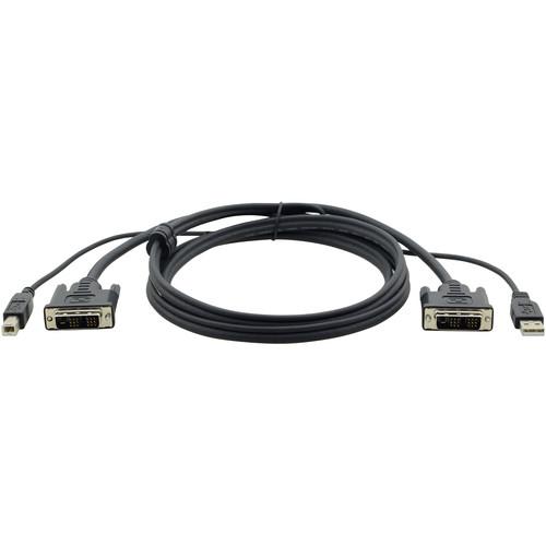 Kramer DVI-D to DVI-D Single-Link USB KVM Cable C-KVM/1-6 B&H