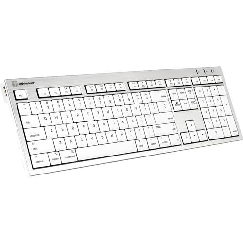 LogicKeyboard ALBA Standard Mac Keyboard SKB-CWMU-US B&H Photo