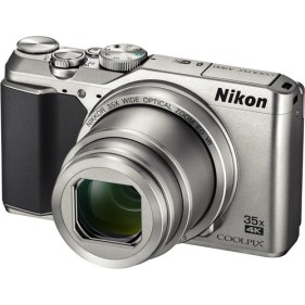 Nikon COOLPIX A900 Digital Camera (Silver)