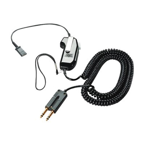 Plantronics SHS1890-25 Push-to-Talk Hands-Free 60825-25 B&H