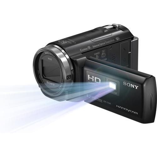 Sony 32GB HDR PJ540 Full HD Handycam Camcorder HDRPJ540B BampH