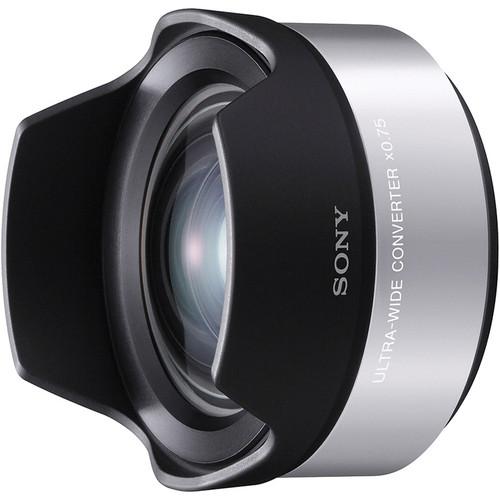 Sony VCL-ECU1 0.75x Wide Angle Conversion Lens