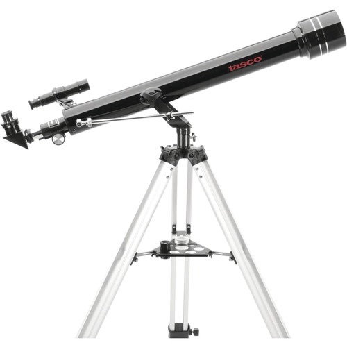 Tasco Novice 60mm f/13 AZ Refractor Telescope 30060800 B&H