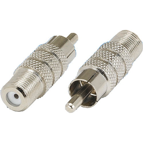 Tera Grand RCA Male to FType Female Adapter ADPRCAMFF BH