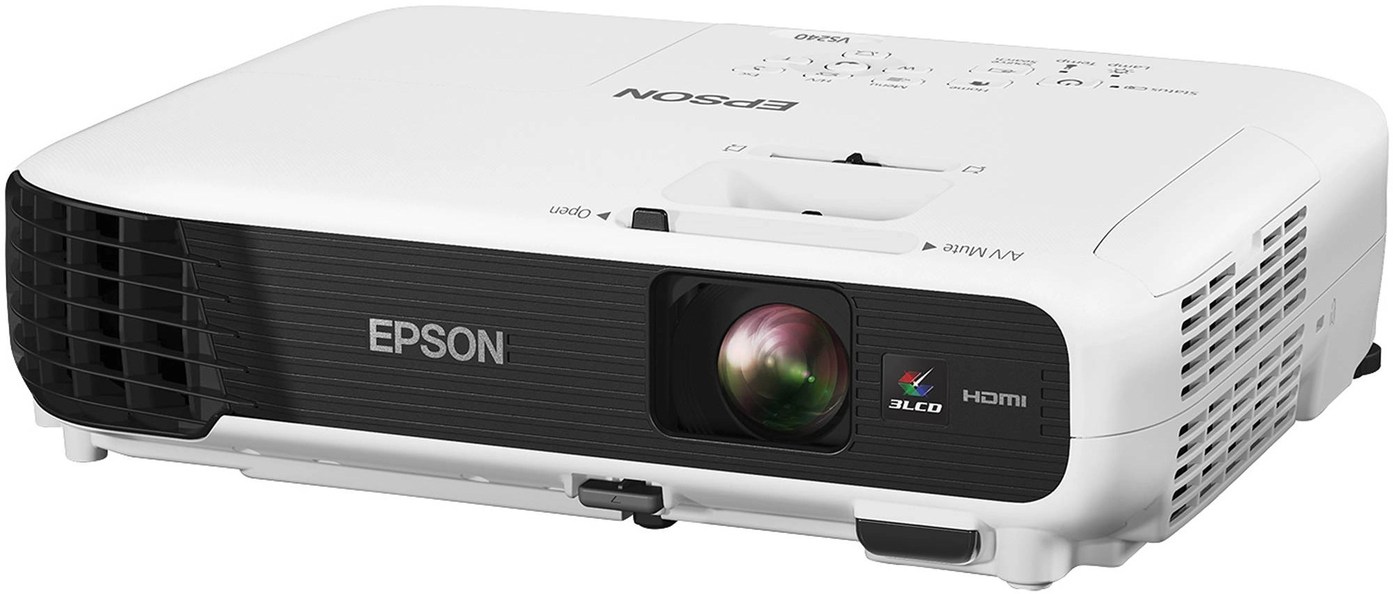 hight resolution of epson svga 3lcd business projector