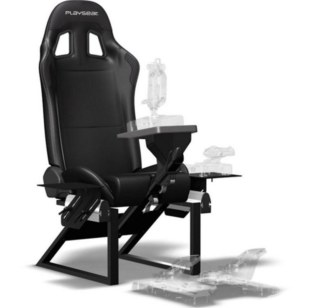 office chair joystick mount rocking folding lawn 10 tips from a pilot on building flight simulator rig | b&h explora