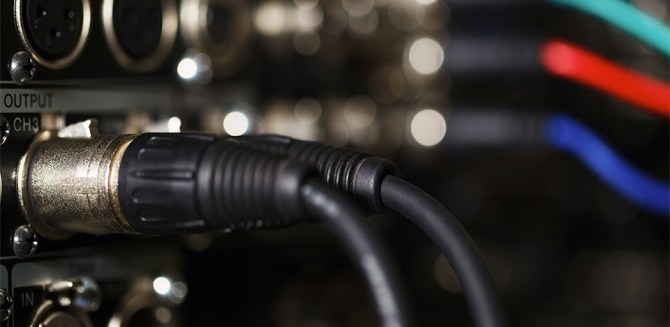 an xlr cable is just a cable right  bh explora