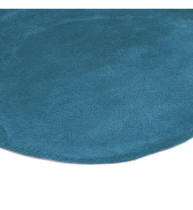 tapis rond coton tufte renzo grand