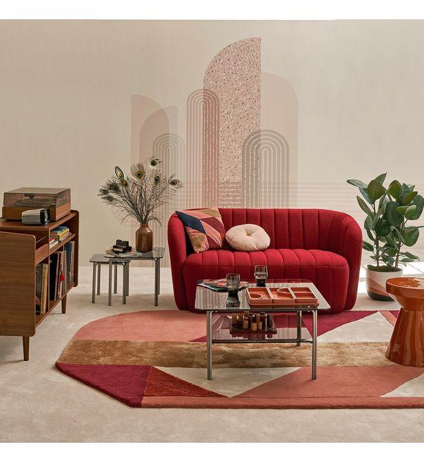 meuble vinyle vintage ronda la redoute