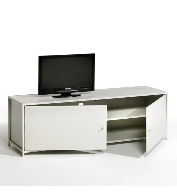 meuble tv enfilade romy am pm gris