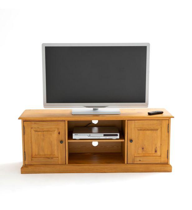 meuble tv en pin authentic style la