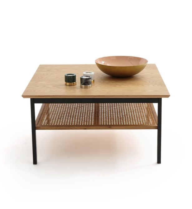 table basse carree waska la redoute