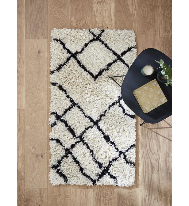 tapis berbere pure laine petit