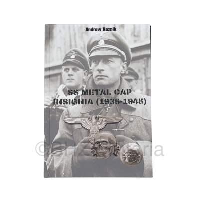 SS Metal Cap Insignia Book Andrew Reznik