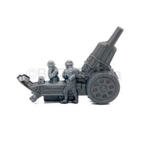 WHW - Darstellungen der Wehrmacht - Schwerer Mörser