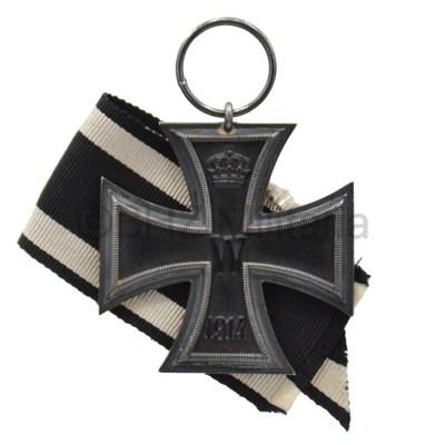 "IJzeren Kruis 2e klasse 1914 maker ""O"""