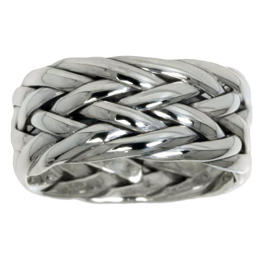 Bijouteria Fingerring sri290 Tribal Silberringe