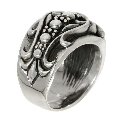 Bijouteria Fingerring sri277 Design Silberringe