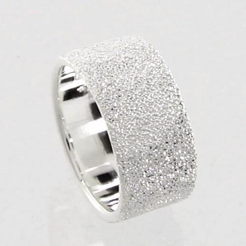 Bijouteria Fingerring esri21 Schlichte Silberringe