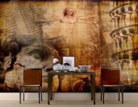Photo Wall Mural ITALIAN TREASURE 400x280 wall decor ...