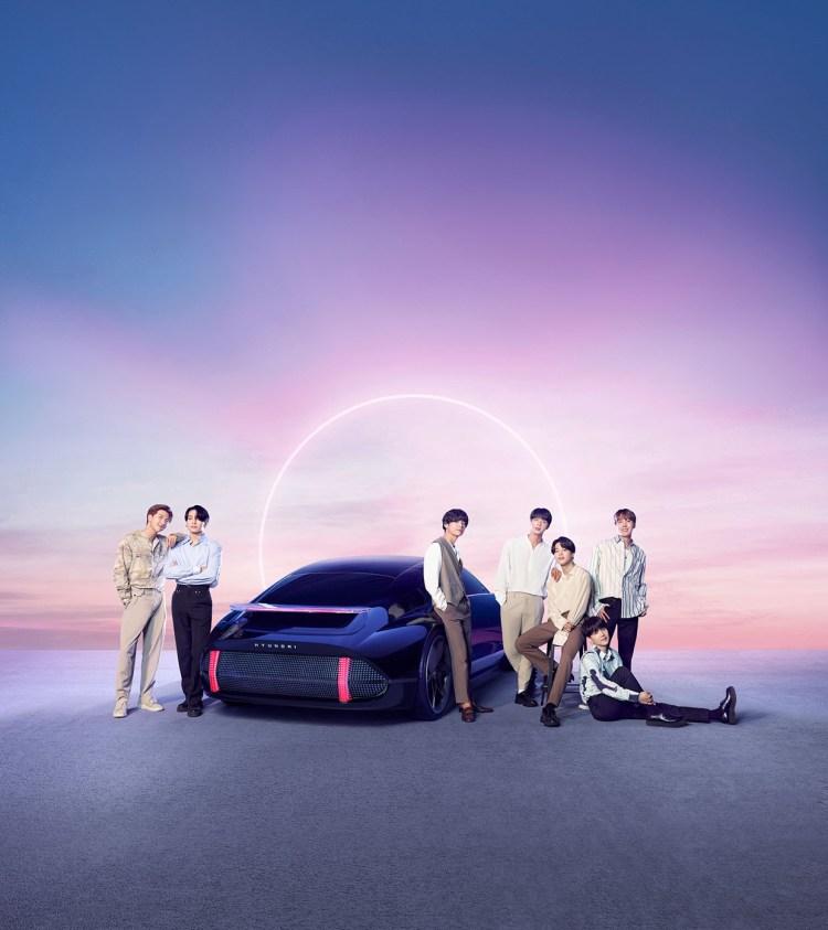 BTS Hyundai