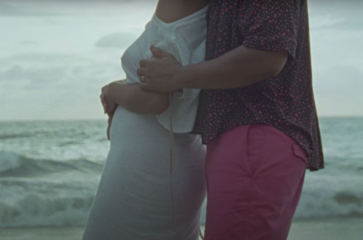 Chrissy Teigen Reveals She's Pregnant in John Legend's New 'Wild' Music  Video | Billboard