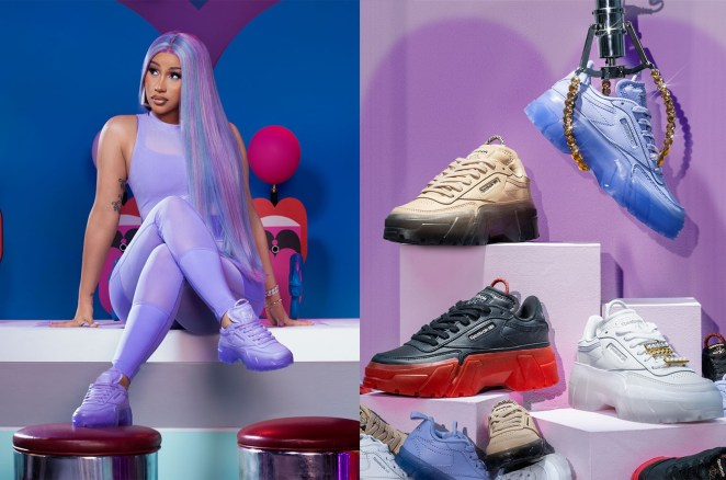 Cardi B & Reebok Drop Apparel Collection | Billboard