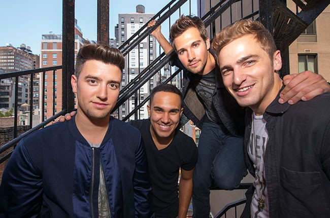 Big Time Rush Discusses The 'Growth and Maturity' of '24/Seven': Video Interview | Billboard