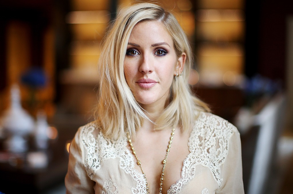 Ellie Goulding Lights Up the Season with 'O Holy Night' Cover: Listen   Billboard
